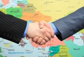 Перечень иностранных государств, с которыми Российской Федерацией заключены международные договоры